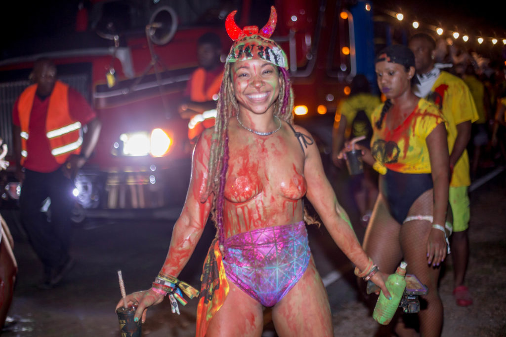 SOCA ISLANDS J'ouvert